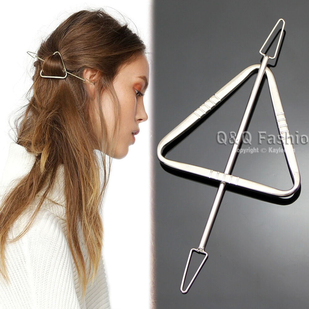 how to fix triangle hair