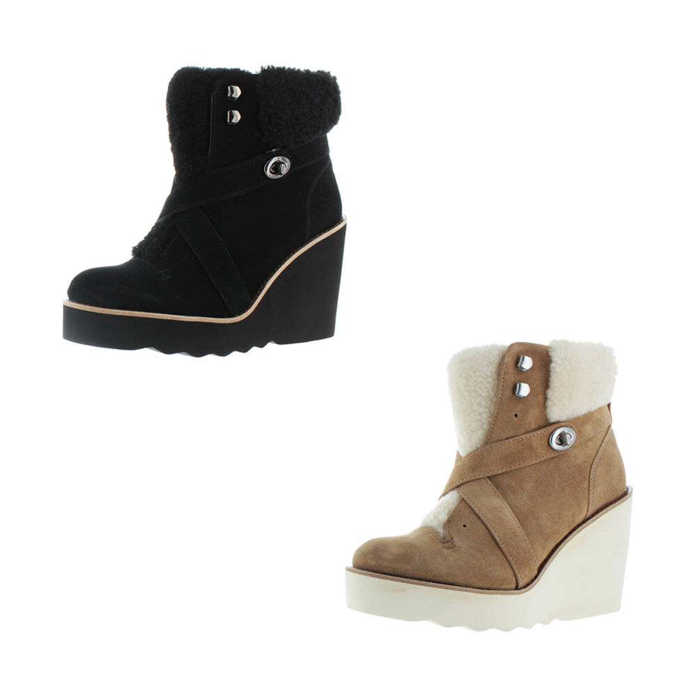 Womens Winter Wedge Shoes