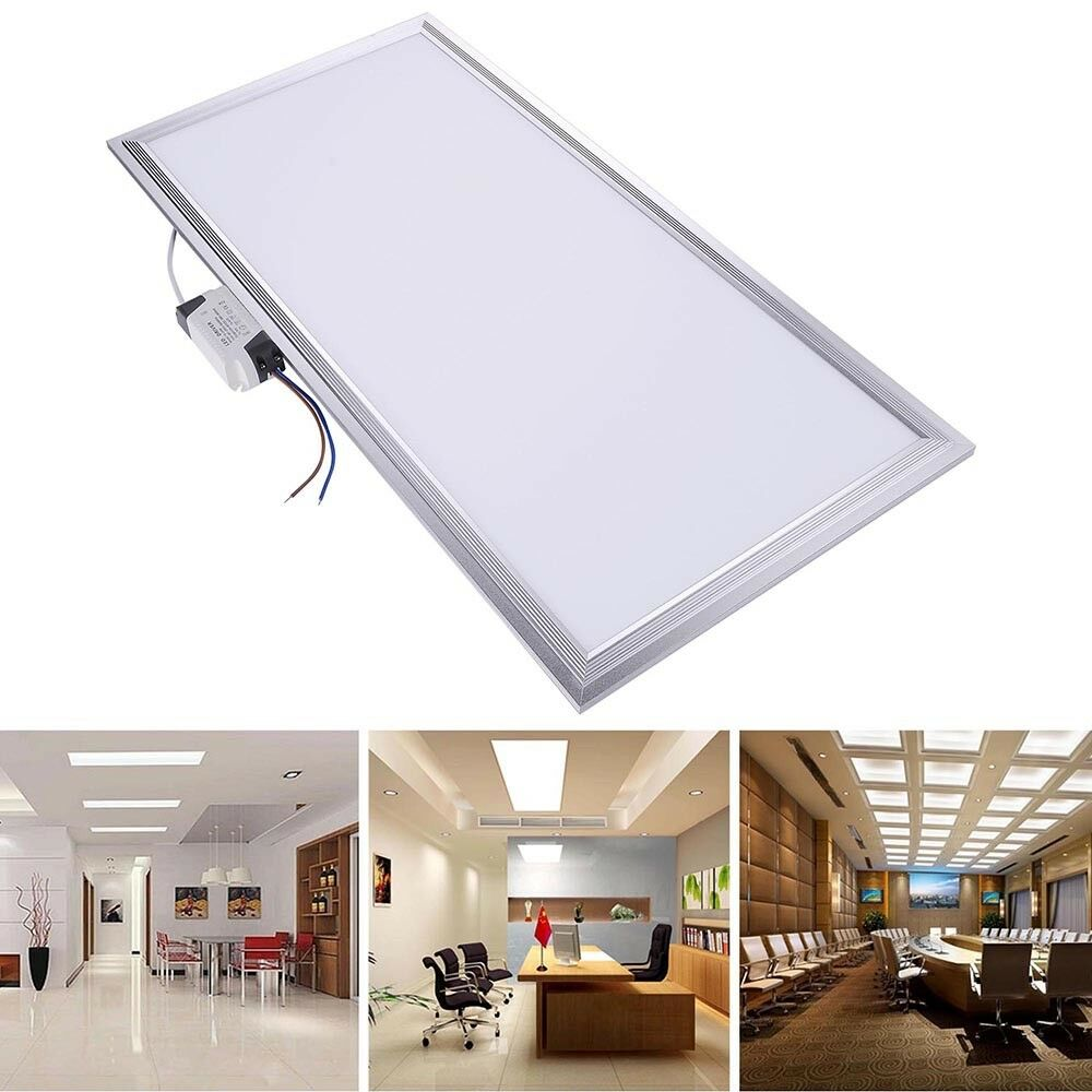 24w Led Recessed Ceiling Panel Down Light Bright Bulb