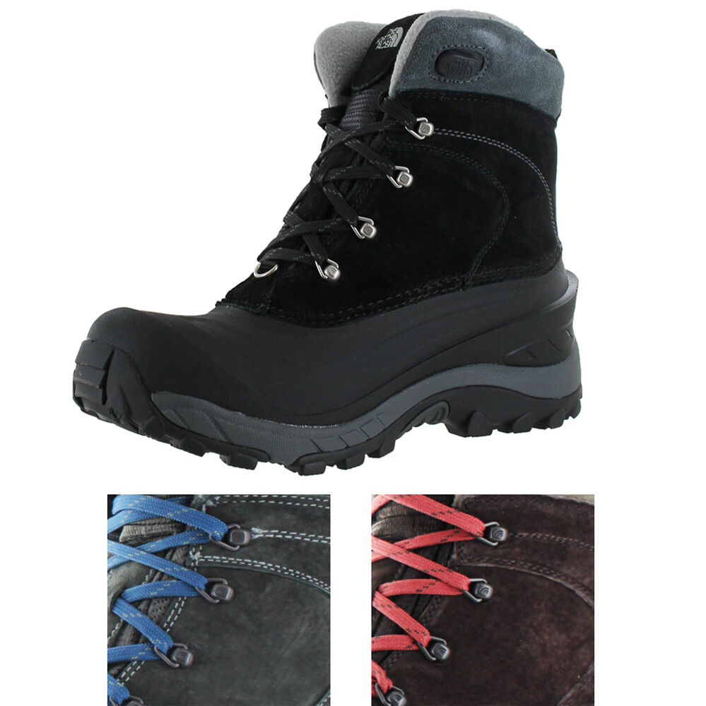 The North Face Chilkat II Boot Men's Lace Up Snow Boots | eBay