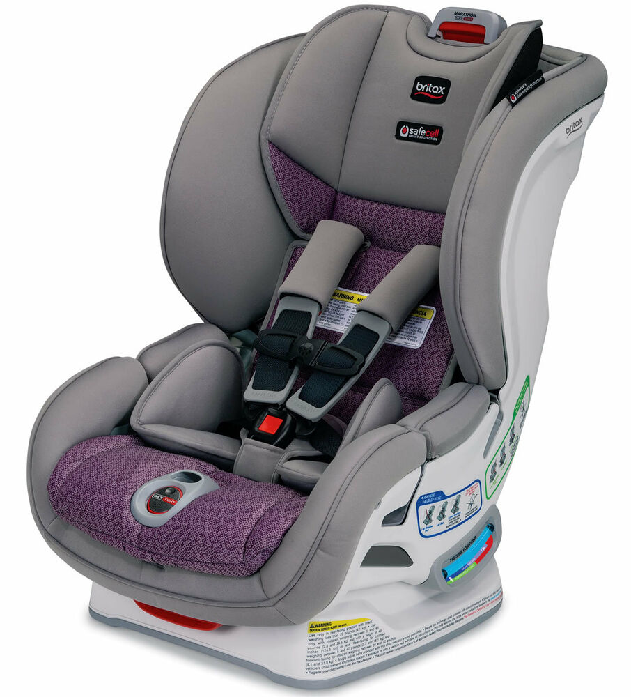 britax marathon clicktight convertible car seat twilight brand new ebay. Black Bedroom Furniture Sets. Home Design Ideas