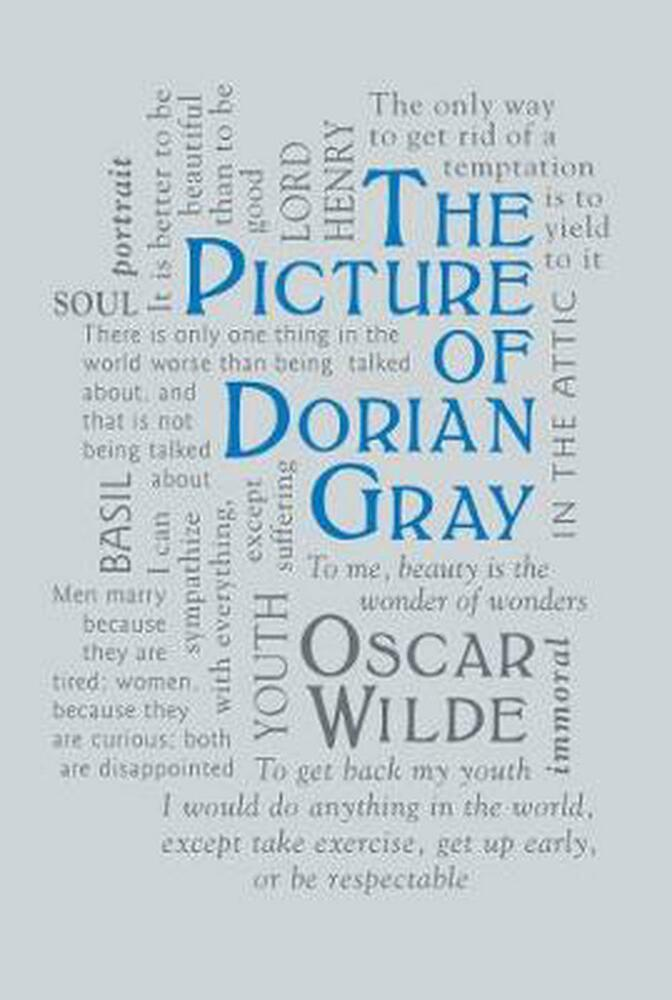 a look at the irony in the picture of dorian gray by oscar wilde Buy a cheap copy of the picture of dorian gray and other book by oscar wilde a lush, cautionary tale of a life of vileness and deception or a loving portrait of.