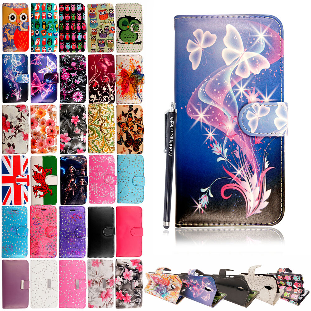 Alcatel One Touch Pixi 3 4 Wallet Case Mobile Phone