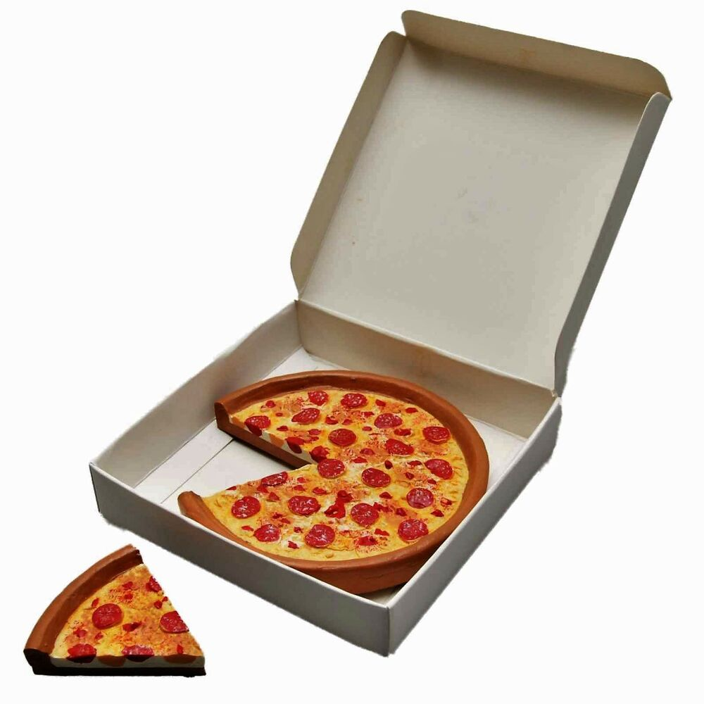 doll food for 18 inch american girl kitchen accessories pepperoni pizza and box ebay. Black Bedroom Furniture Sets. Home Design Ideas