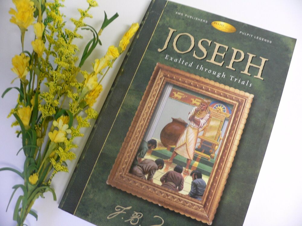 Joseph Character Study Inductive Bible Study Notes