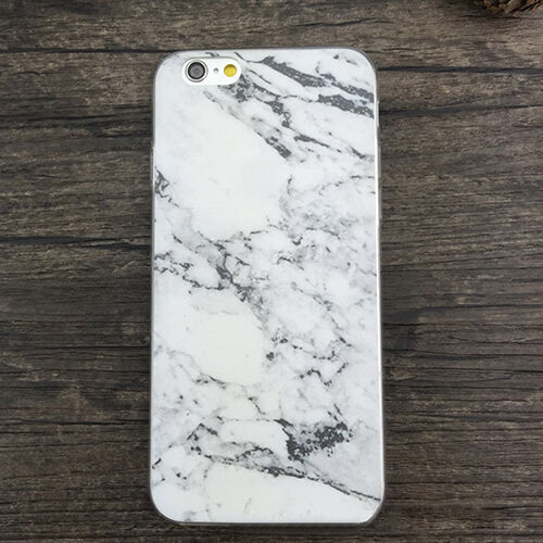 glamor soft granite marble grain tpu phone case cover for iphone 5 5s 6 6 plus ebay. Black Bedroom Furniture Sets. Home Design Ideas