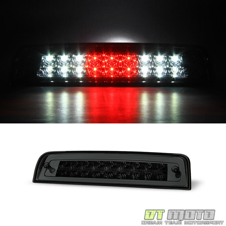 2009 2016 Dodge Ram 2500 3500 Smoke Led 3rd Third Brake: Smoked 2009-2018 Dodge Ram 1500 2010-18 2500 3500 LED 3rd