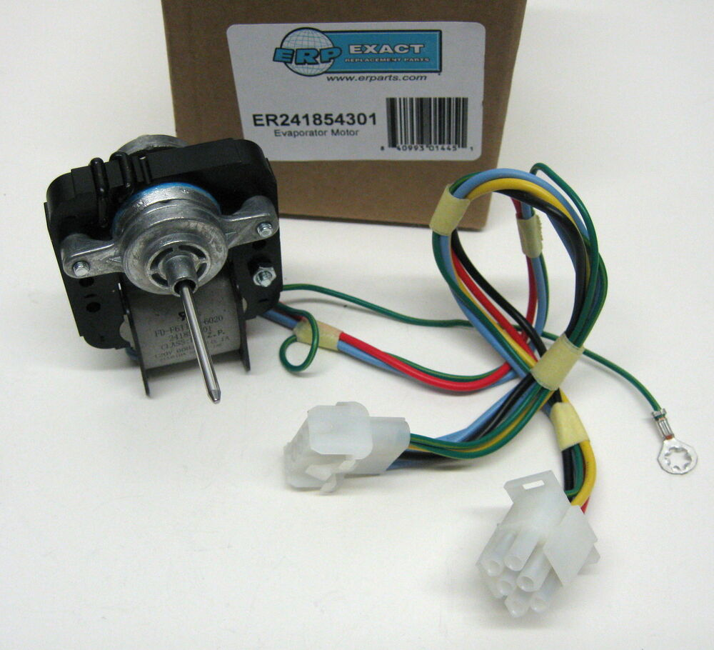 Refrigerator Evaporator Freezer Fan Motor For Electrolux