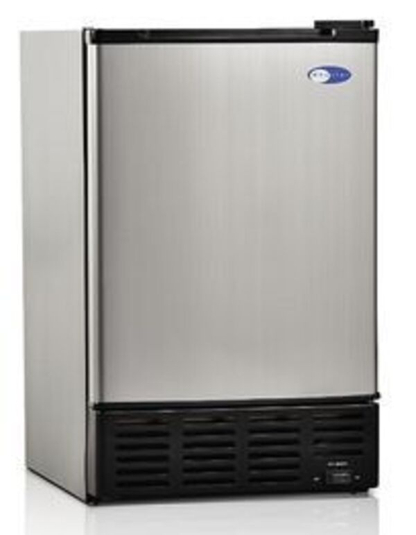 "Whynter Stainless Steel Built In Ice Maker 15"" W X 18""L X"