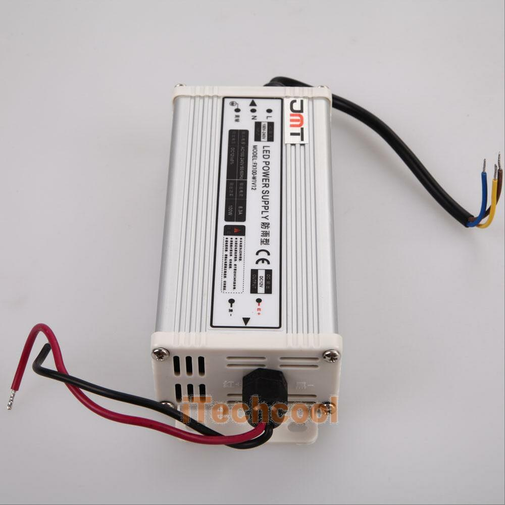 AC 100V-240V To DC 12V 8.3A 100W Transformer Power Supply