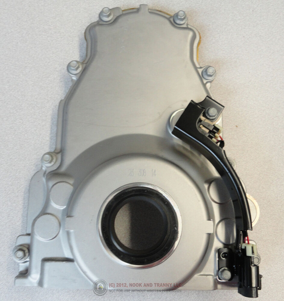 LS2 LS3 LS6 LQ9 Timing Cover Kit W/ Cam Sensor W/ Gaskets