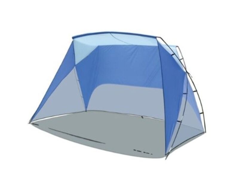 Portable Sports Canopy : Caravan canopy sport shelter blue new