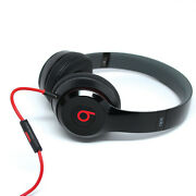 Beats Solo 2 Wired Headphones (Manufacturer refurbished) $70