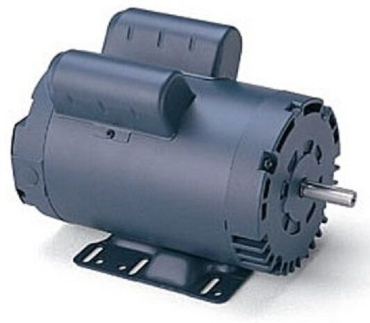 5 hp 3450 rpm new leeson electric motor ebay for 7 5 hp air compressor motor