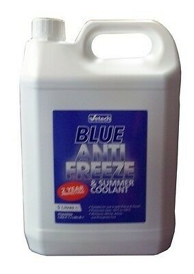 Bmw 3 Series 976aa0206 Vetech Antifreeze Blue 5l Motor