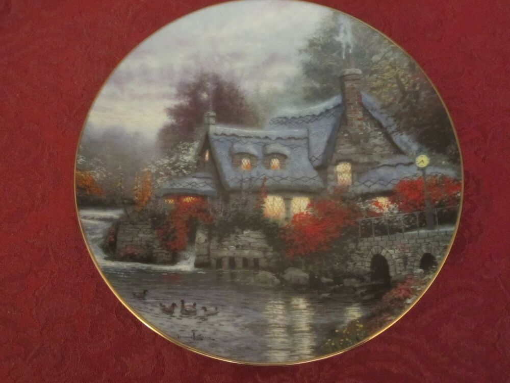THOMAS KINKADE Olde Th...