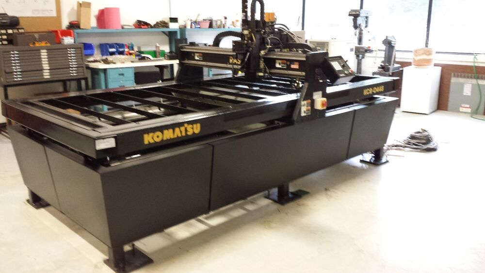 Huge Inventory Of Used Hi Def Cnc Plasma Cutting Systems
