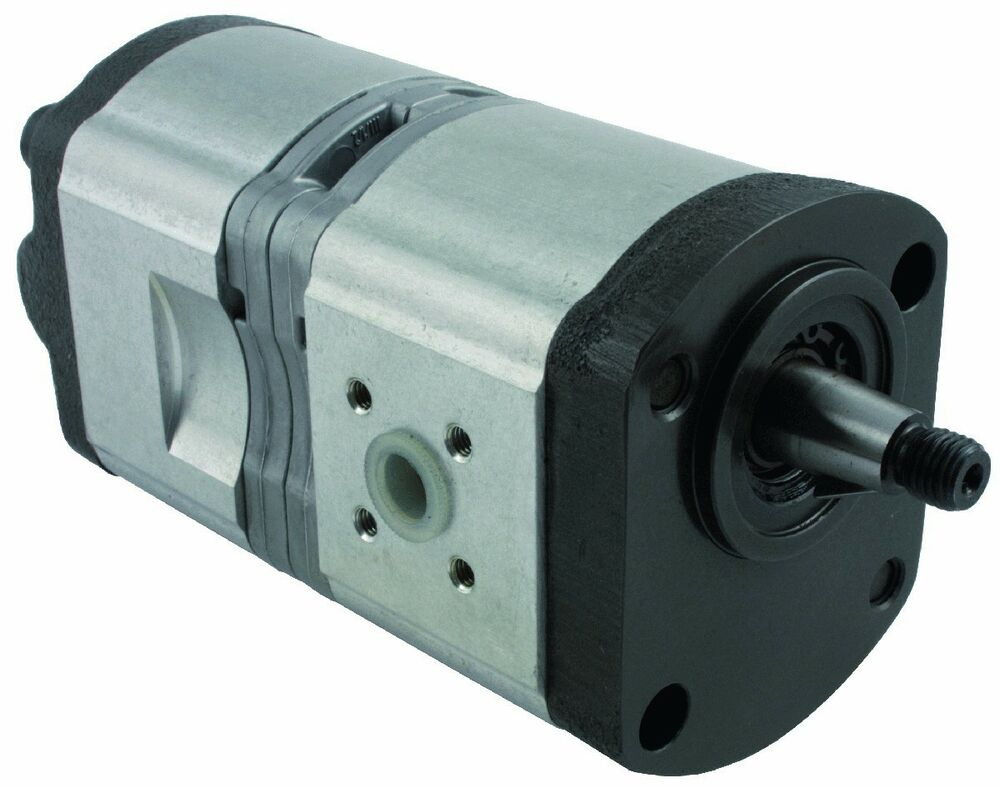 Hydraulic Pumps For Tractors : R new hydraulic pump made to fit case ih tractor