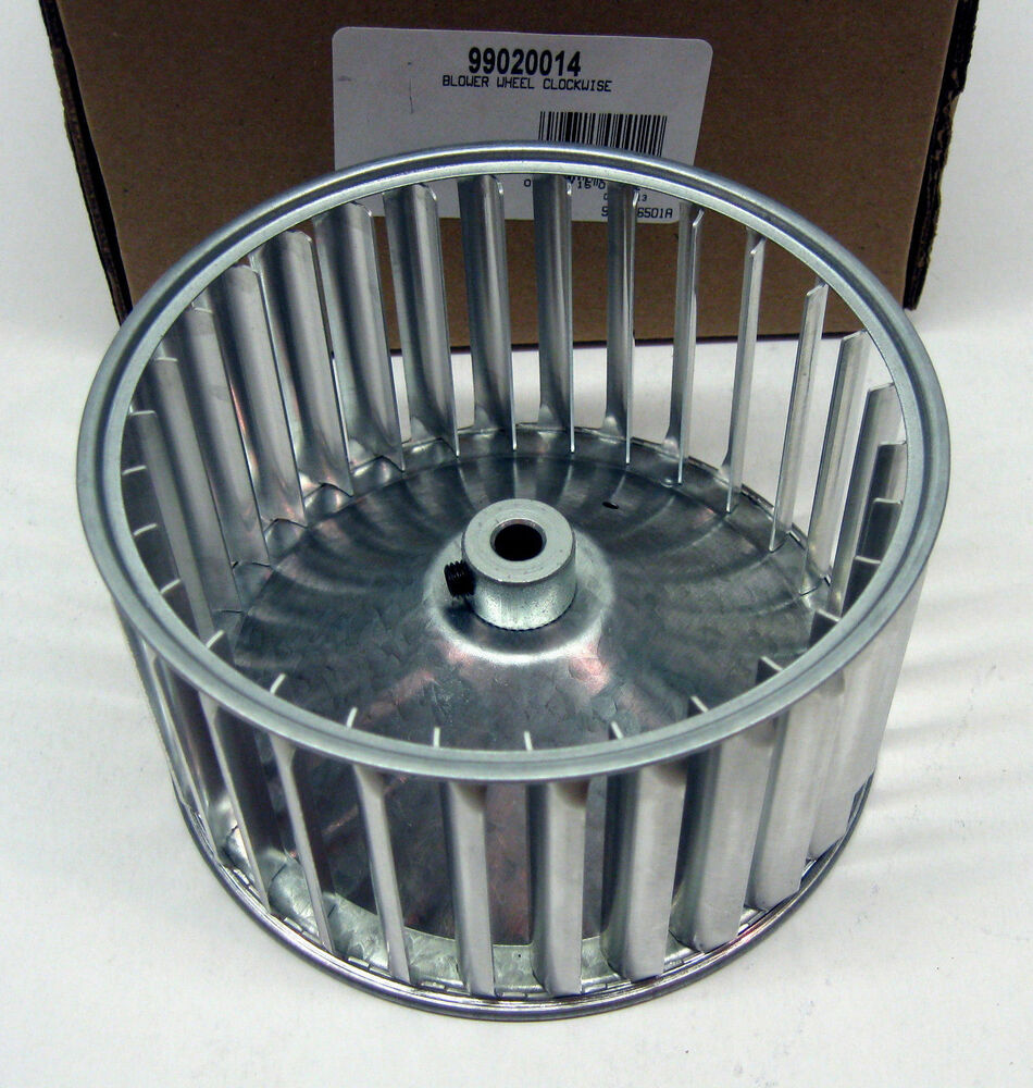 99020014 Broan Vent Fan Blower Squirrel Cage Wheel 5 3 16