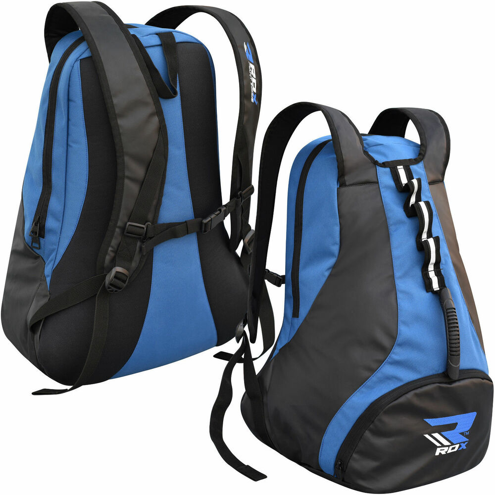Gym Bag And Backpack: RDX Gym Sports Kit Bag MMA Boxing Bag Backpack Duffle