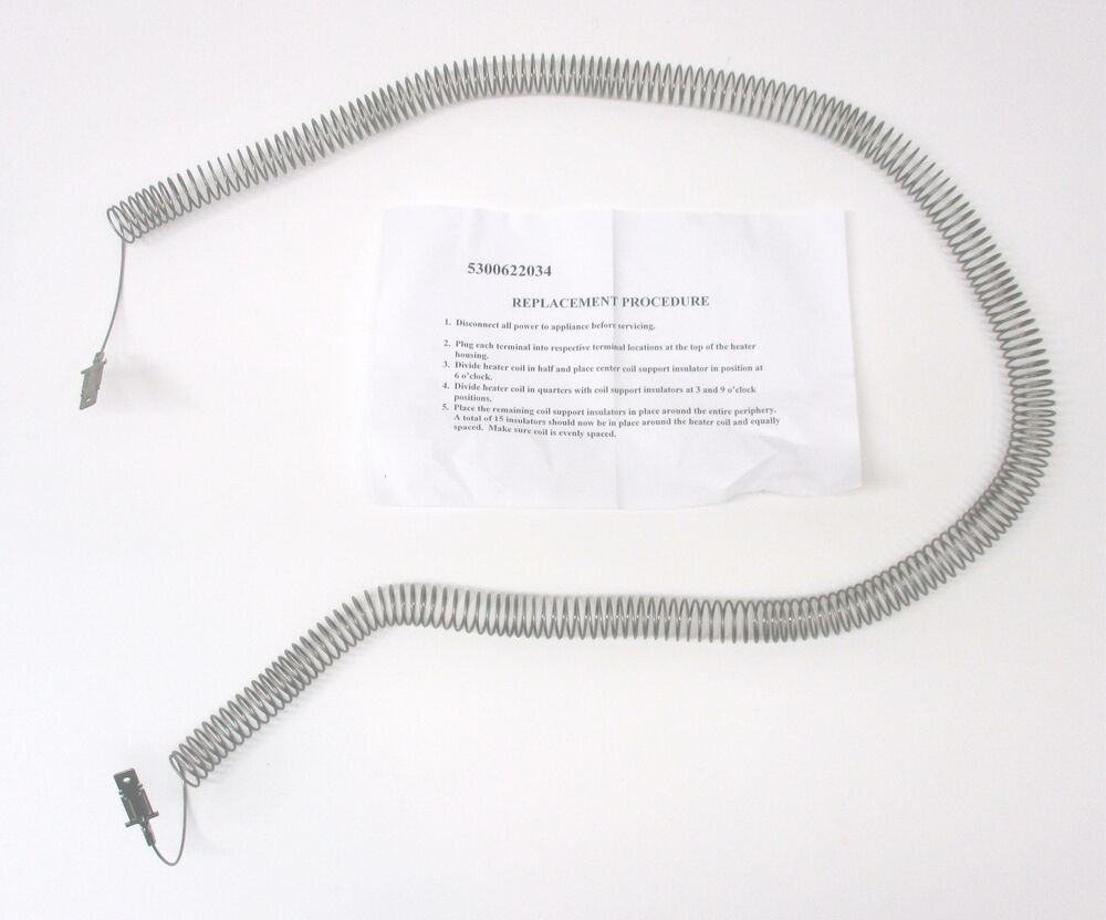 Dryer Heating Element For Frigidaire 5300622034 Ps451032