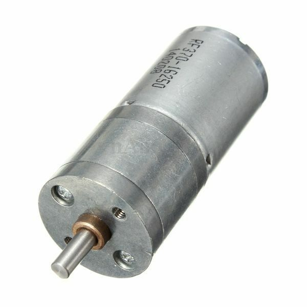 12v Dc 60rpm Powerful Torque Micro Speed Reduction Gear