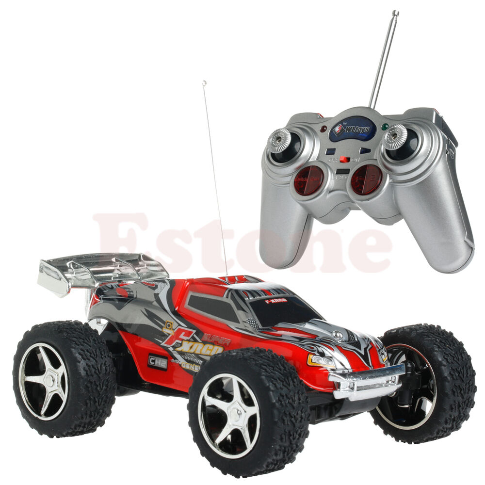 NEW 1:32 Radio Remote Control RC RTR High Speed Mini