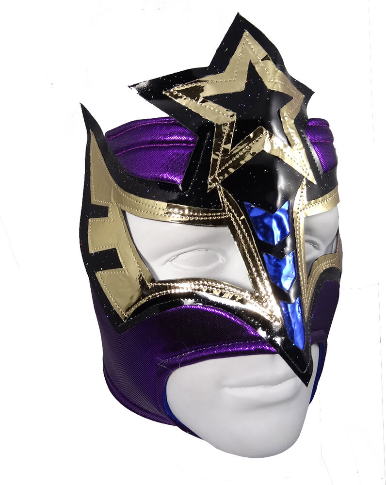 sexy star pro fit female wrestling open top mask lucha. Black Bedroom Furniture Sets. Home Design Ideas