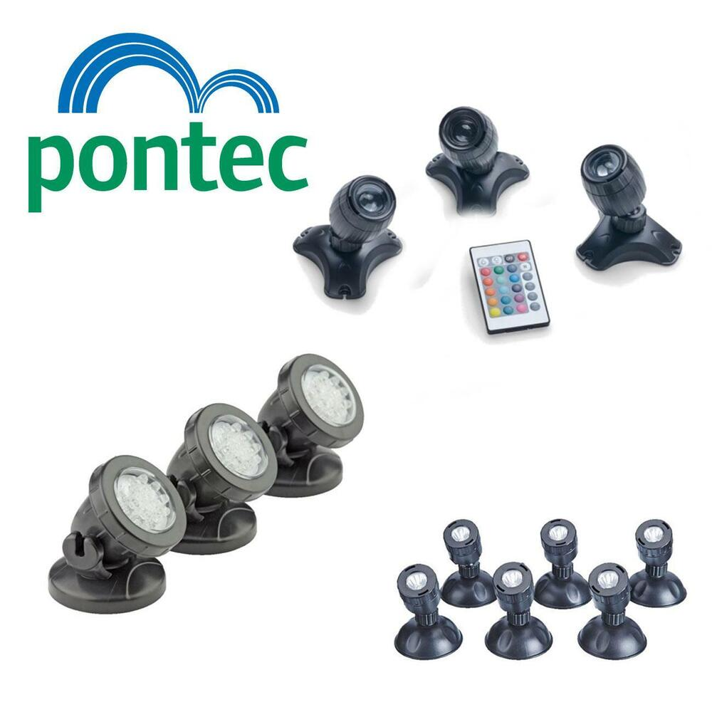 Oase Pontec Pondostar Led Pond Lights Set Underwater