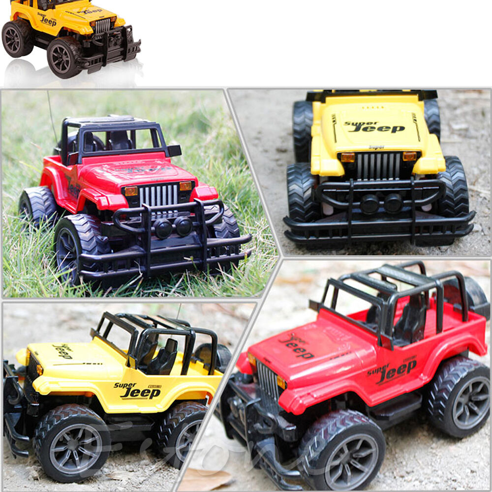 1Pc 1:24 Drift Speed Control Remote RC Jeep Off-road