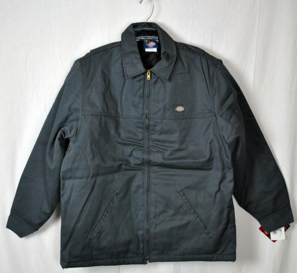 Dickies Panel Jacket Mens Work Coat 78266AL Insulated TJ100 New NWT | eBay