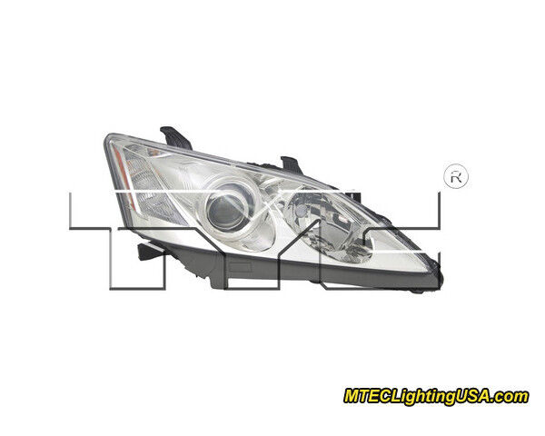 TYC NSF Right Side HID Headlight Lamp Assembly for Lexus ...