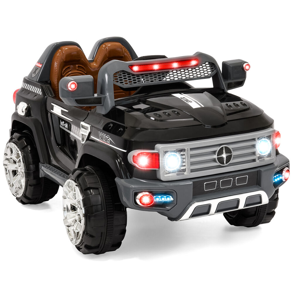 12V MP3 Kids Ride on Truck Car R/c Remote Control, LED ...