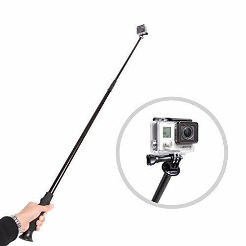 movo ph300 8 foot camera extension pole selfie stick for gopro hero2 hero3 he. Black Bedroom Furniture Sets. Home Design Ideas