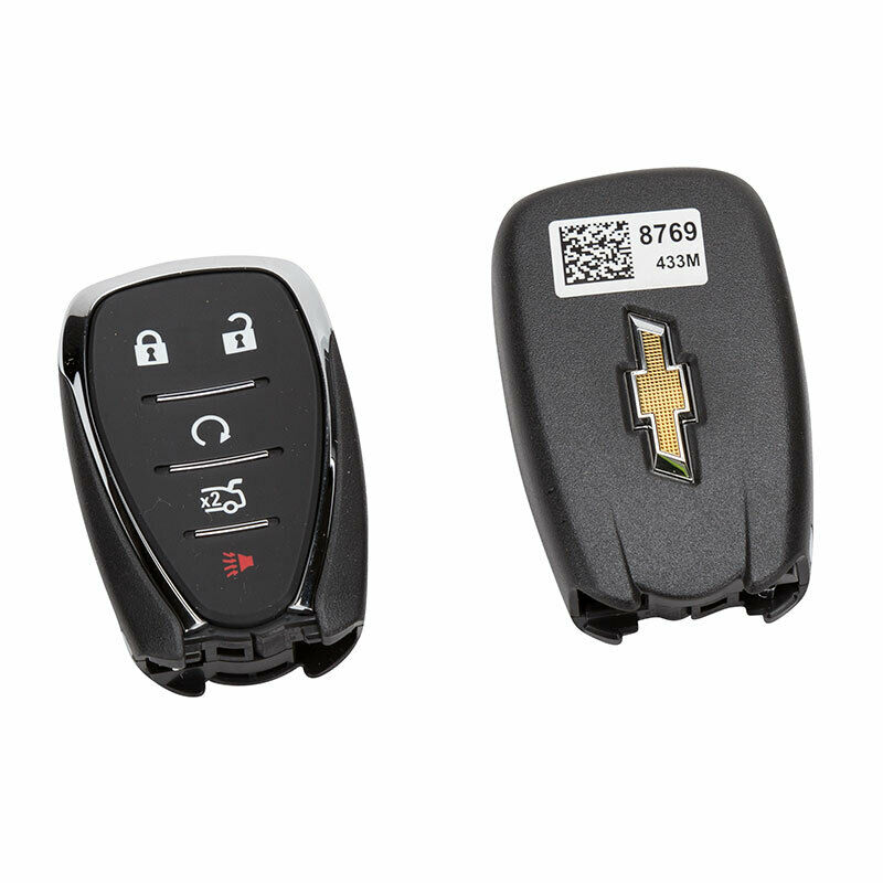 16-17 Chevrolet Malibu Remote Start Kit- 2 Key Fobs ...