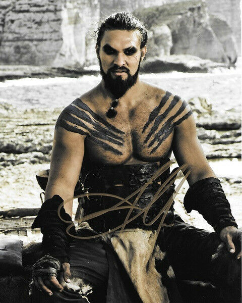 Jason Momoa Game Of Thrones: Jason Momoa As Khal Drogo On Game Of Thrones TV Series