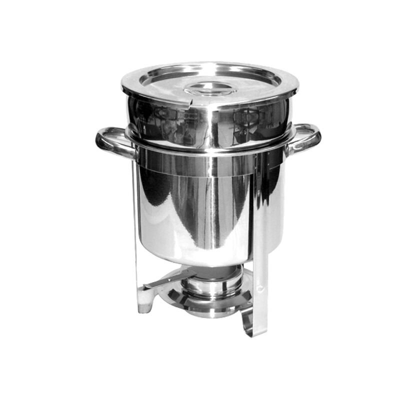 Thunder Group 7 Qt Marmite Chafer, Stainless Steel SLRCF8307 Buffet Chafer NEW | eBay