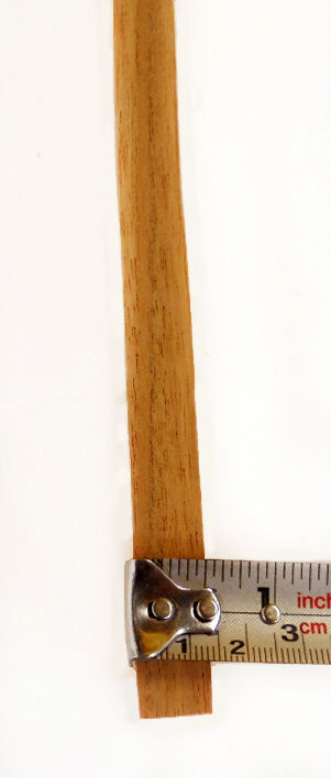 Inch long quot wide thick teak wood planed