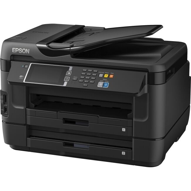 epson workforce 7620 inkjet all in one multifunction color