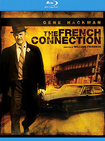 The French Connection [Blu-ray] Blu-ray