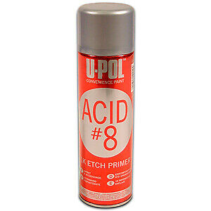 Acid Etch Spray Paint