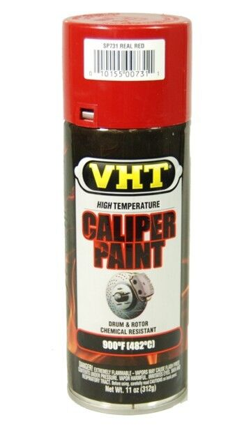 Vht Sp731 Real Red Brake Caliper High Temp Auto Paint Ebay