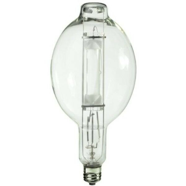 Heat Generated By Metal Halide Lamp: 1500 Watt BT56 Metal Halide Unprotected Light Lamp Bulb