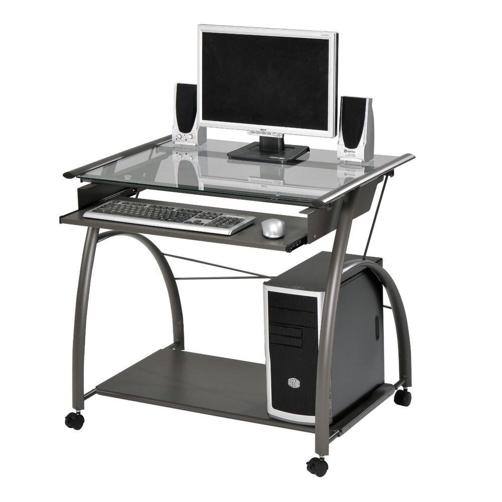Acme Furniture Vincent Computer Desk For Desktop Or Laptop