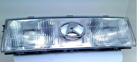 Kubota Headlight Assembly : Kubota l dt gst hst head lamp light ebay