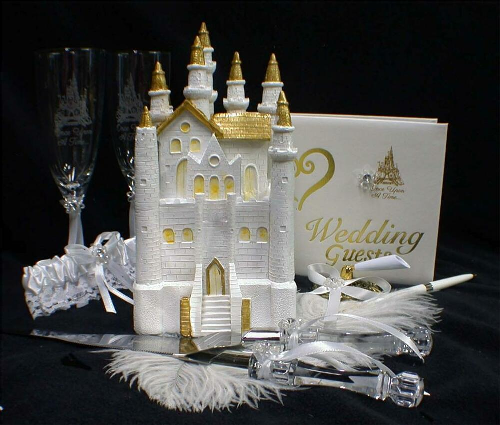 fairytale castle wedding cake topper fairytale castle cake topper wedding lot glasses 14098