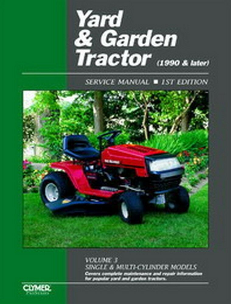 Service manual For mtd lawn Tractor model 13ax775h730