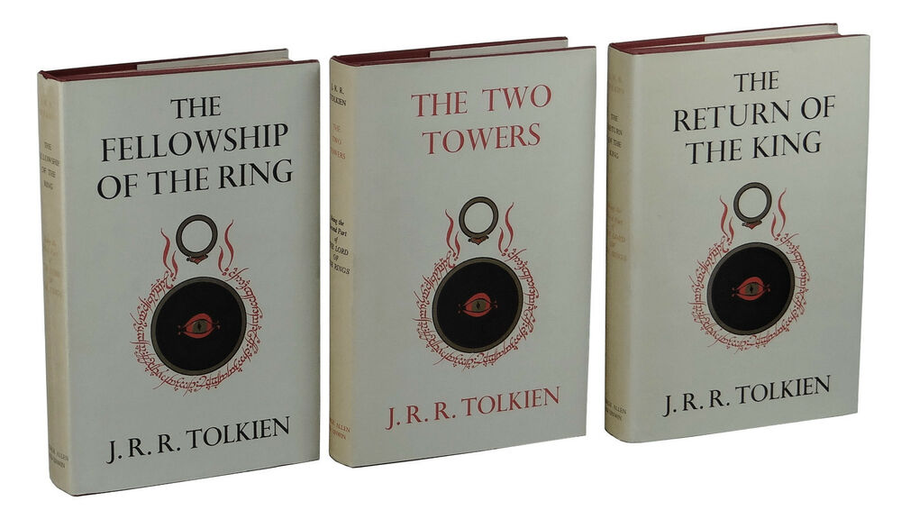 An analysis of the lord of the rings trilogy by jrr tolkien