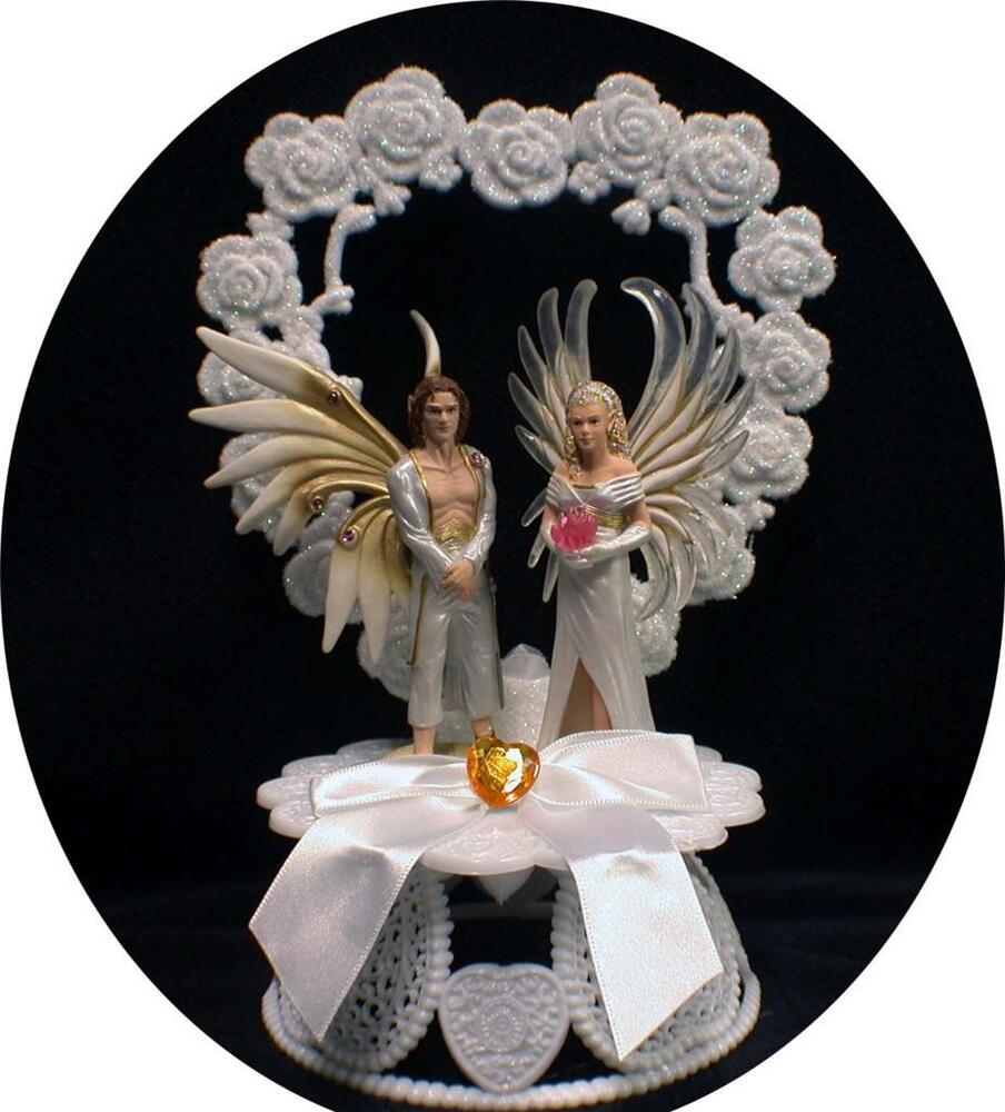 Fairytale And Fantasy Cake Toppers