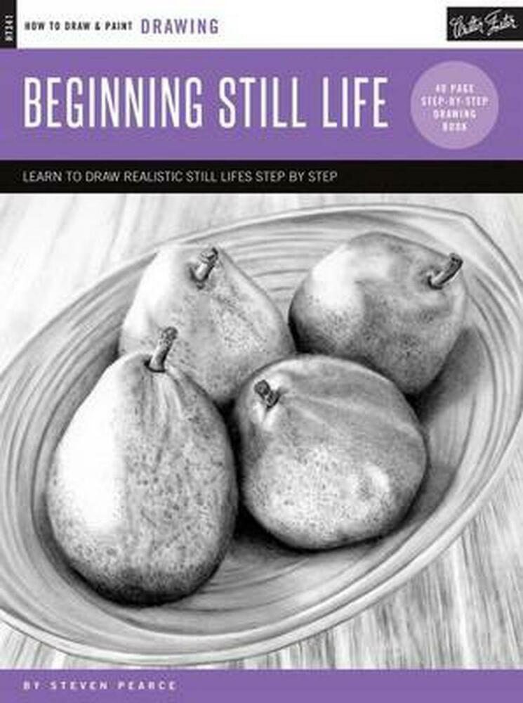 how to draw still life step by step